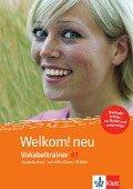 Welkom! Neu A1 Vokabeltrainer. CD-ROM + Heft + MP3-CD -