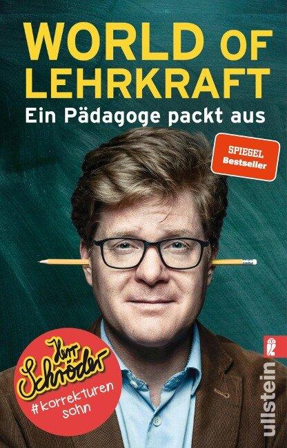 World of Lehrkraft - Herr Schröder