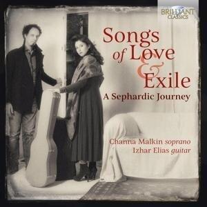 Songs Of Love - Channa Malkin, Izhar Elias
