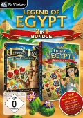 Legend of Egypt 2in1 Bundle. Für Windows Vista/7/8/10 -