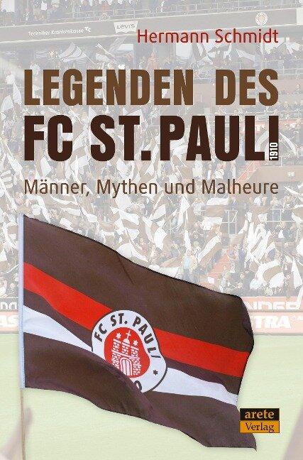 Legenden des FC St. Pauli 1910 - Hermann Schmidt