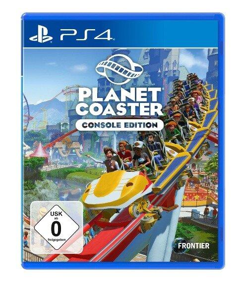 Planet Coaster (PlayStation PS4) -