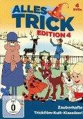 Edition 4-Zauberhafte Trickfilm-Kult-Klassiker - Alles Trick