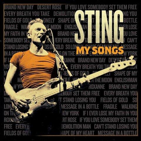 My Songs (Ltd.Deluxe Edt.) - Sting