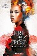 Fire & Frost, Band 2: Vom Feuer geküsst - Elly Blake
