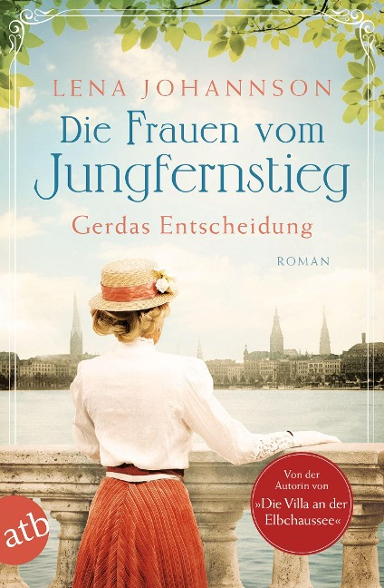 Die Frauen vom Jungfernstieg. Gerdas Entscheidung - Lena Johannson