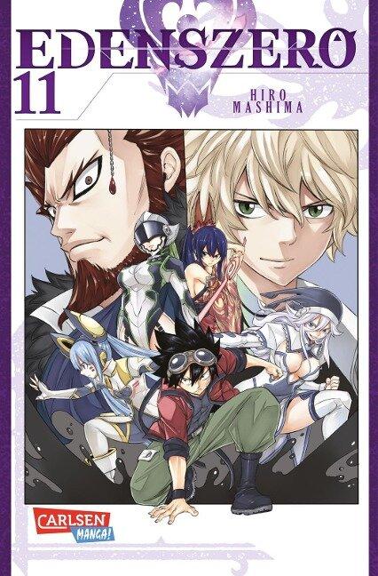 Edens Zero 11 - Hiro Mashima