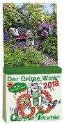 Gärtner Pötschkes Der Grüne Wink Tages-Gartenkalender 2018 -