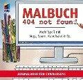 404 malbuch not found - Linda Bunge
