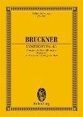Sinfonie Nr. 4/1 Es-Dur - Anton Bruckner