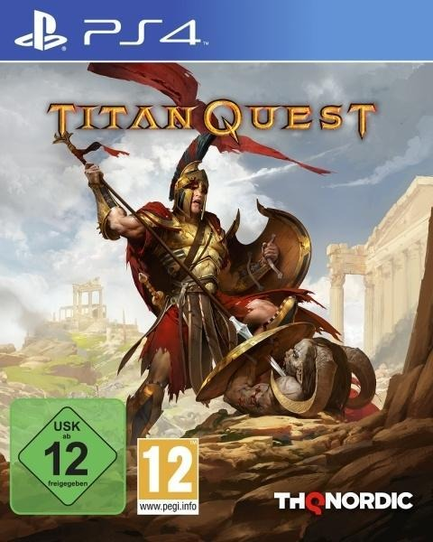 Titan Quest (PlayStation PS4) -