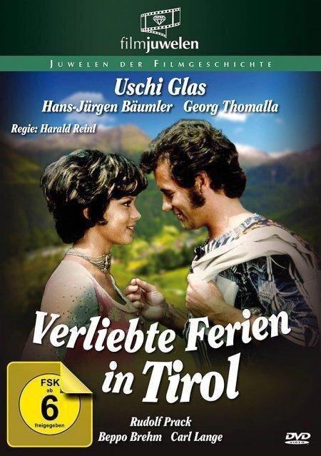 Verliebte Ferien in Tirol - Alfred Berger, Klaus E. R. von Schwarze, Harald Reinl, Kurt Nachmann, Martin Böttcher