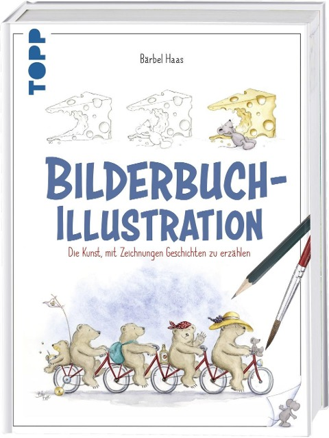 Bilderbuch-Illustration - Bärbel Haas