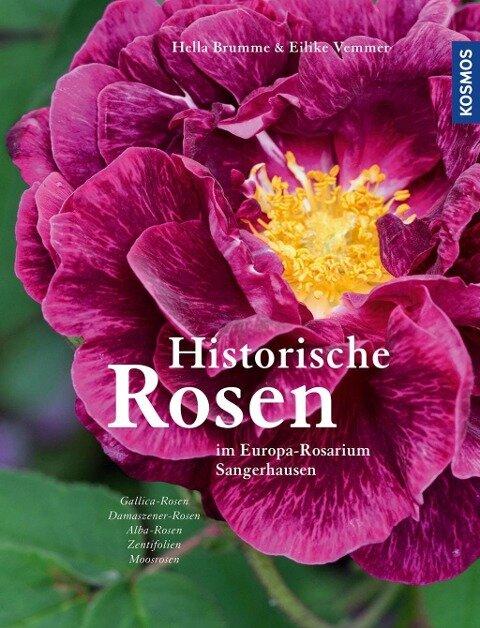 Historische Rosen - Hella Brumme, Eilike Vemmer