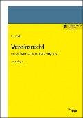 Vereinsrecht - Detlef Burhoff