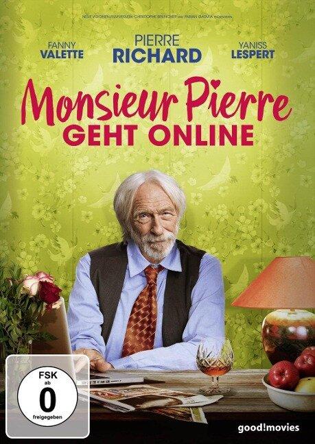 Monsieur Pierre geht online -