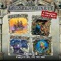 Gruselkabinett, Box 14: Folgen 53, 58, 59, 60 - William Hope Hodgson, Robert E. Howard, H. P. Lovecraft, Edith Nesbit