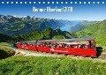 Berner Oberland 2018 (Tischkalender 2018 DIN A5 quer) - Calendaria AG