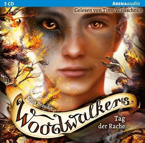 Woodwalkers 06. Tag der Rache - Katja Brandis