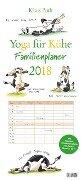 Yoga für Kühe Familienkalender 2018 - Klaus Puth