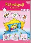 Rätselspaß Prinzessinnen ab 6 Jahren -