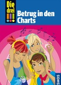 Die drei !!!, 31, Betrug in den Charts (drei Ausrufezeichen) - Petra Steckelmann
