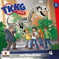 TKKG Junior 05. Die Dino-Diebe -