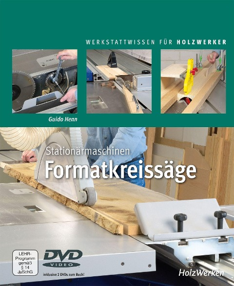 Stationärmaschinen - Formatkreissäge - Guido Henn