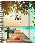 BRUNNEN Schülerkalender 2019/20 Steg -