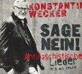 Sage Nein! (Antifaschistische - Konstantin Wecker