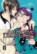 Attractive Detectives 04 - Nisioisin, Suzuka Oda