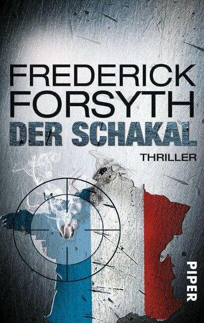 Der Schakal - Frederick Forsyth
