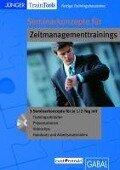 Seminarkonzepte für Zeitmanagementtrainings - Frank Gellert, Heike Mössinger