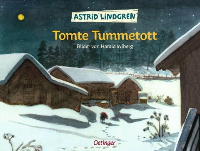 Tomte Tummetott - Astrid Lindgren, Harald Wiberg