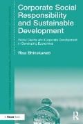 Corporate Social Responsibility and Sustainable Development - Risa Bhinekawati