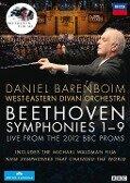 Beethoven: Sinfonien 1-9 - Meier/Pape/Barenboim/West-Eastern Divan Or