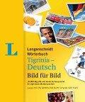 Langenscheidt Wörterbuch Tigrinia-Deutsch Bild für Bild - Bildwörterbuch -