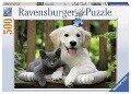 Mittagspäuschen Ravensburger Puzzle - 500 Teile -