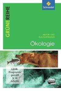 Grüne Reihe. Ökologie. Abitur- und Klausurtrainer. CD-ROM -