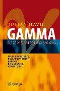 GAMMA - Julian Havil