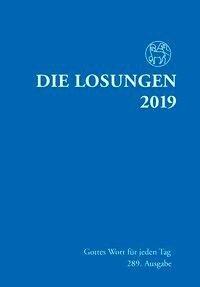 Die Losungen 2019 für Deutschland - Normalausgabe -
