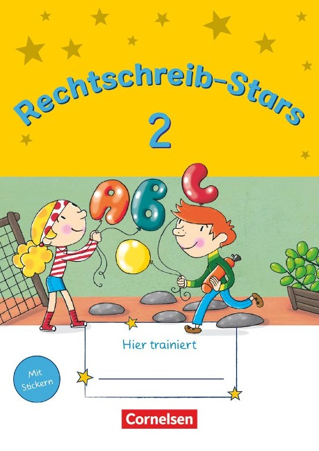 Rechtschreib-Stars 2. Schuljahr - Übungsheft - Sandra Duscher, Ulrich Petz, Irmgard Schmidt