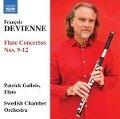 Flötenkonzerte Vol.3 - Patrick/Swedish Chamber Gallois