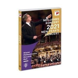 Neujahrskonzert 2021 / New Year's Concert 2021 - Riccardo Muti, Wiener Philharmoniker