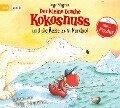 Der kleine Drache Kokosnuss 22 und die Reise zum Nordpol - Ingo Siegner