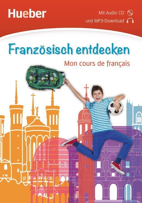 Französisch entdecken. Mon cours de français. Buch mit Audio-CD -