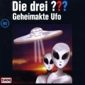 Die drei ??? 080. Geheimakte Ufo (drei Fragezeichen) CD -
