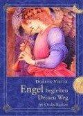 Engel begleiten deinen Weg - 44 Orakelkarten - Doreen Virtue