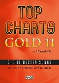 Top Charts Gold 11 (mit 2 CDs + Midifiles, USB-Stick) -