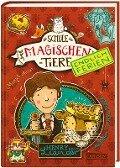 Die Schule der magischen Tiere - Endlich Ferien 3 - Henry und Leander - Margit Auer